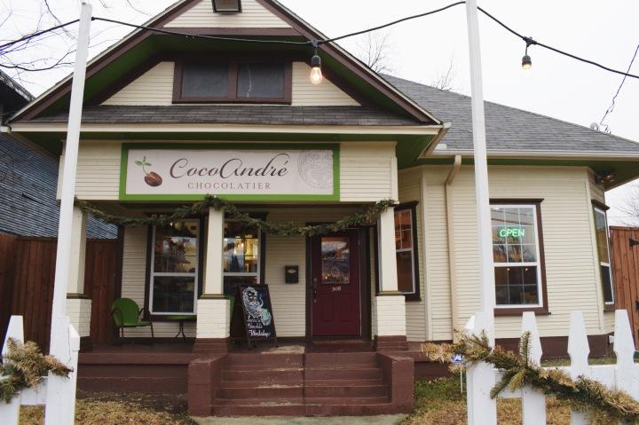 Shop Small Sunday: CocoAndre Chocolatier