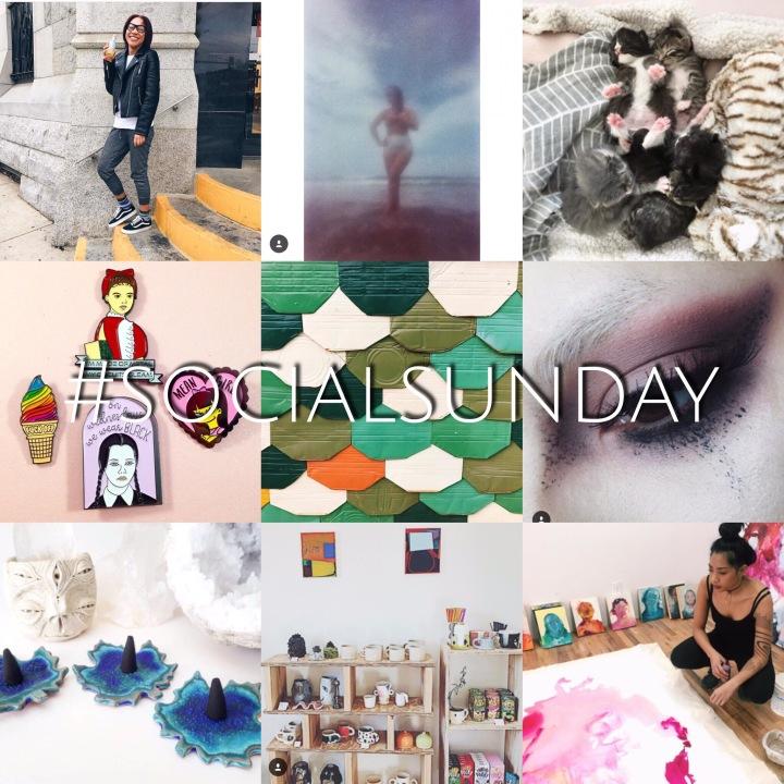 Social Sunday: 1/8/17